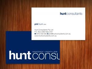 HUNT CONSULTANTS